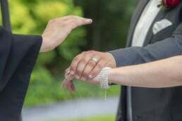 Festhalter Hochzeits-Fotografie J&G